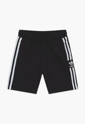 LOCK UP - Jogginghose - black/white