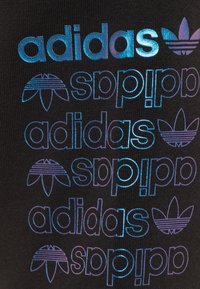 adidas Originals - LOGO - Jogginghose - black/royal blue - 2