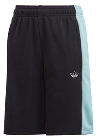 adidas Originals - PANEL SHORTS - Shorts - black - 2