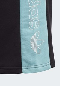 adidas Originals - PANEL SHORTS - Shorts - black - 6