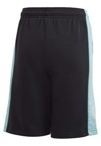 adidas Originals - PANEL SHORTS - Shorts - black - 4