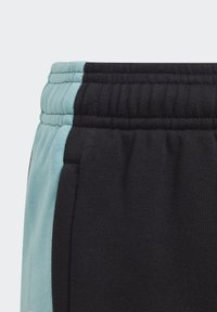 adidas Originals - PANEL SHORTS - Shorts - black - 8