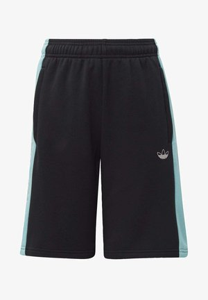 PANEL SHORTS - Shortsit - black