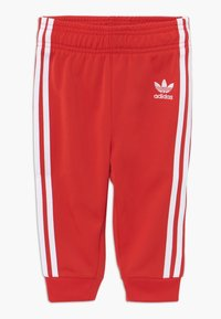 adidas Originals - SUPERSTAR SET - Collegetakki - lusred/white - 2
