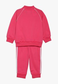 adidas Originals - SUPERSTAR SUIT SET - Tracksuit - pink/white - 1