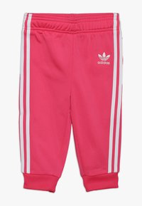 adidas Originals - SUPERSTAR SUIT SET - Tracksuit - pink/white - 2