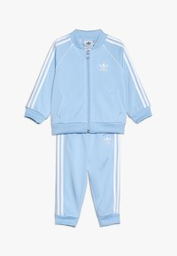 adidas Originals - SUPERSTAR SUIT SET - Trainingspak - clear sky/white - 0