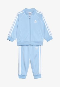 adidas Originals - SUPERSTAR SUIT SET - Trainingspak - clear sky/white - 5
