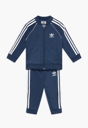 SUPERSTAR SET - Hettejakke - dark blue, white