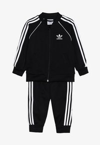 adidas Originals - SUPERSTAR SUIT SET - Survêtement - black/white - 4