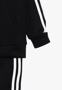 adidas Originals - SUPERSTAR SET - Mikina na zip - black/white - 5