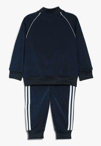 adidas Originals - SUPERSTAR SUIT SET - Tuta - collegiate navy/white - 1