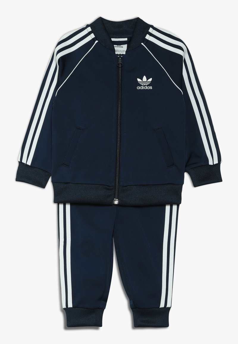 adidas Originals - SUPERSTAR SUIT - Survêtement - collegiate navy/white