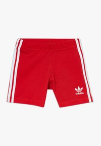 adidas Originals - TEE SET - Short - white/lusred - 2