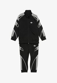 adidas Originals - FLAMESTRK - Verryttelypuku - black/white