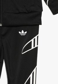 adidas Originals - FLAMESTRK - Verryttelypuku - black/white - 3