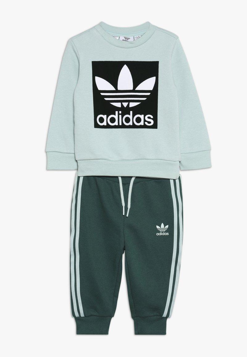 adidas Originals - CREW SET - Trainingspak - light green