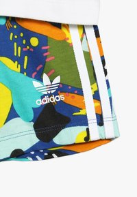 adidas Originals - SHORT SET - Pantalon classique - white/multicolor - 3