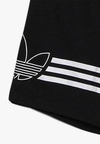 adidas Originals - OUTLINE TEE SET - Triko spotiskem - white - 3