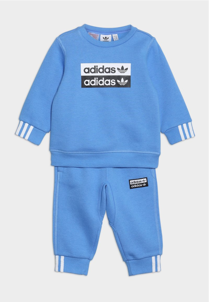 adidas Originals - V-OCAL CREW SET - Verryttelypuku - real blue