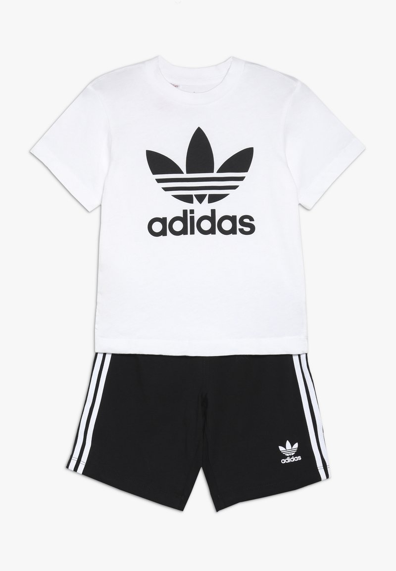 adidas Originals - GIFT SET - Shorts - white/black