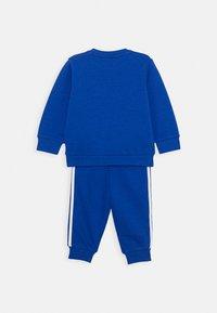 adidas Originals - CREW SET - Sweater - royal blue/white - 1