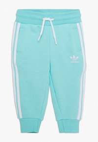 adidas Originals - CREW SET - Sweatshirt - clear aqua/white - 2