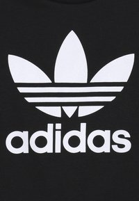adidas Originals - CREW SET - Sweatshirt - black/white - 3