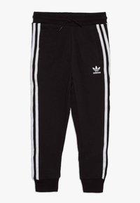 adidas Originals - CREW SET - Survêtement - black - 2