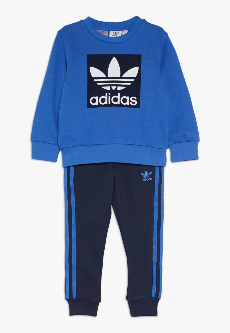 adidas Originals - CREW SET - Sweatshirts - blue/collegiate navy/white