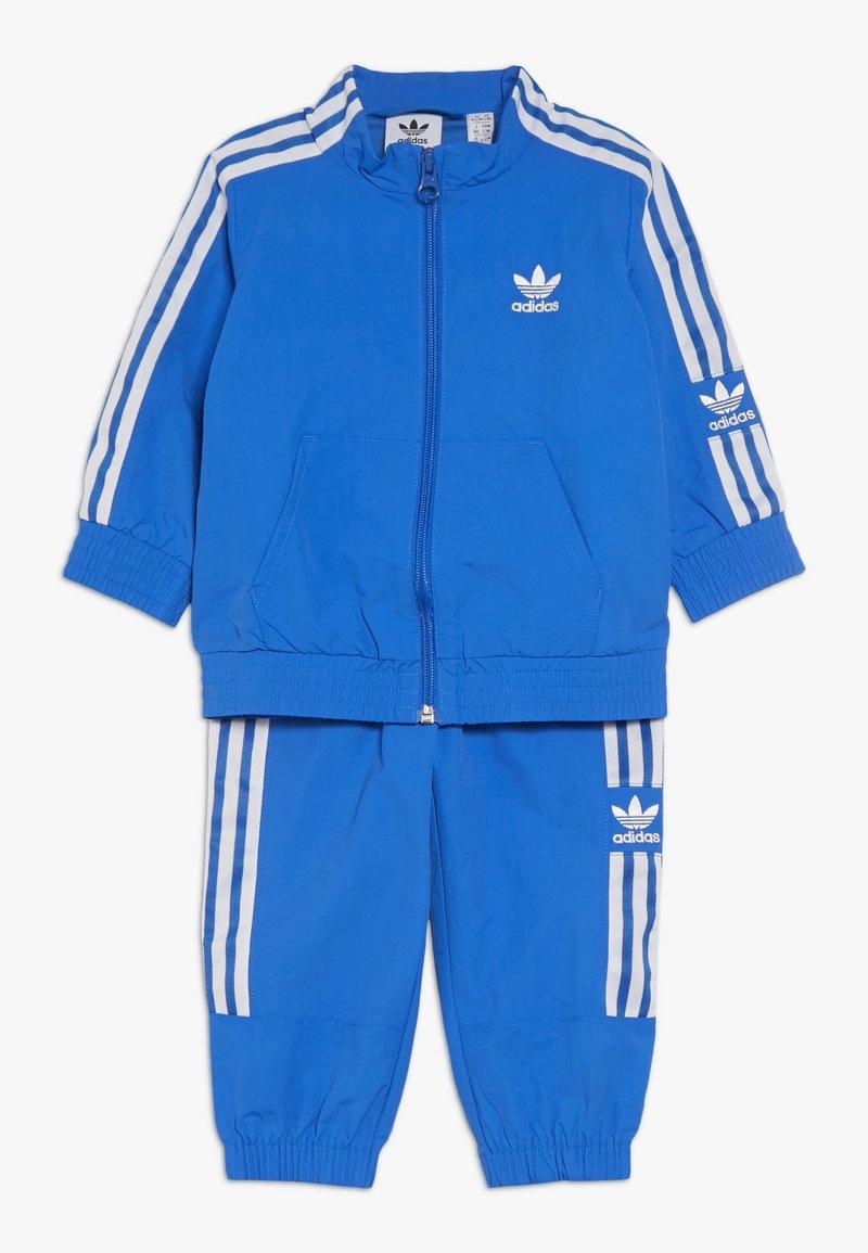 adidas Originals - NEW ICON SET - Trainingspak - blubir/white