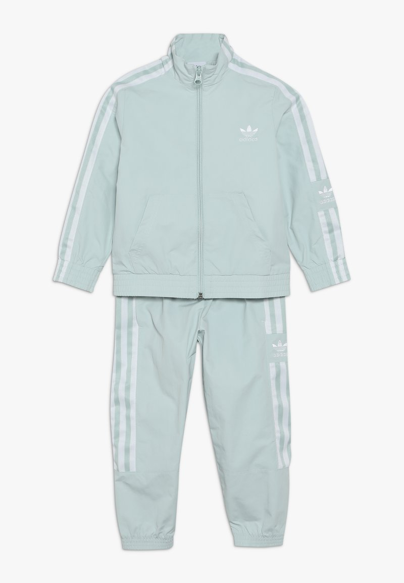 adidas Originals - NEW ICON - Tracksuit - vapor green/white