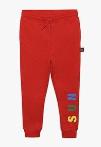adidas Originals - PHARRELL WILLIAMS SET - Treningsdress - red - 2