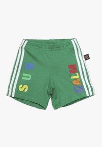 adidas Originals - PHARRELL WILLIAMS TBIITD TEE SET - Shorts - green - 2