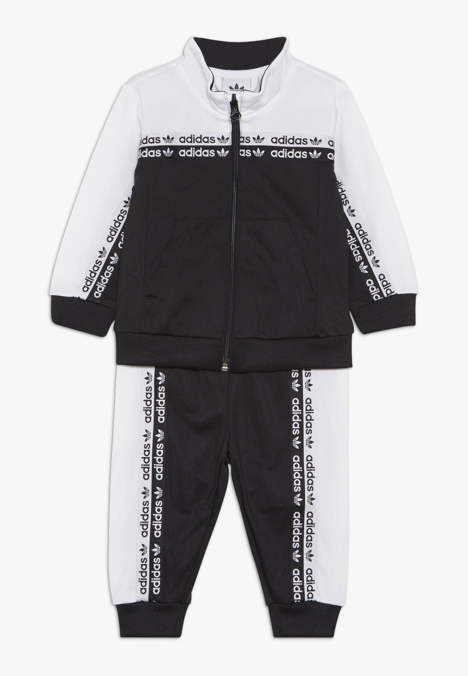 adidas Originals TRACKSUIT Treningsjakke blackwhite