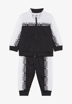 TRACKSUIT - Trainingsvest - black/white