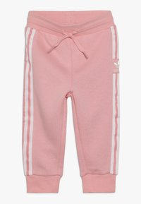 adidas Originals - LOCK UP HOODIE SET - Treningsdress - light pink