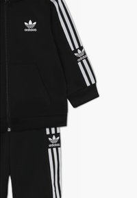 adidas Originals - LOCK UP - Tuta - black/white - 4
