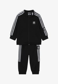 adidas Originals - LOCK UP - Tuta - black/white - 3
