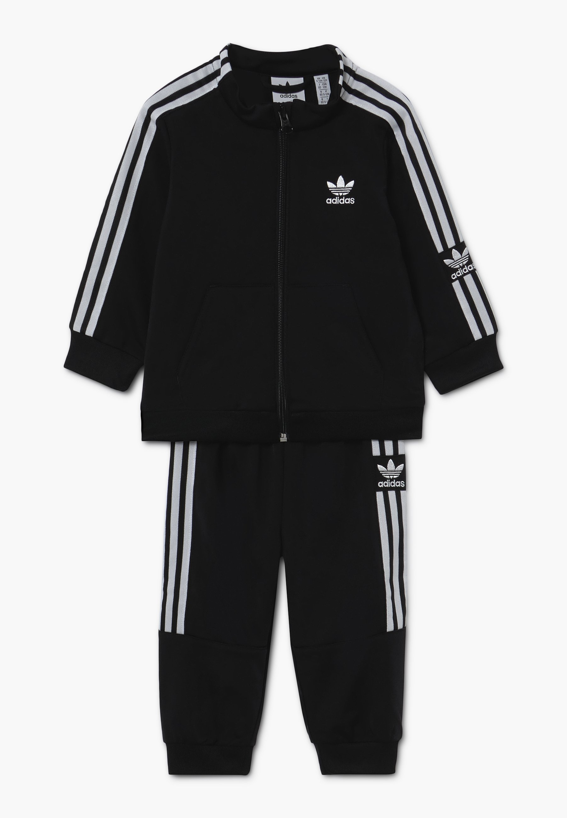adidas Originals LOCK UP Tuta blackwhite Zalando.it