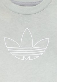 adidas Originals - OUTLINE SET - Szorty - light grey - 3