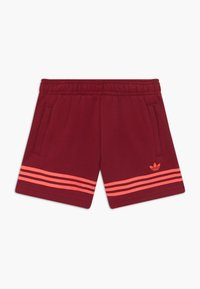 adidas Originals - OUTLINE SET - Trainingsbroek - dark red - 2