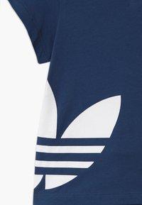 adidas Originals - TREFOIL SET - Pantalon de survêtement - dark blue - 4