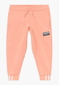 adidas Originals - CREW SET - Survêtement - pink/white - 2