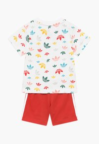 adidas Originals - SET - Stoffhose - white/multicolour - 1