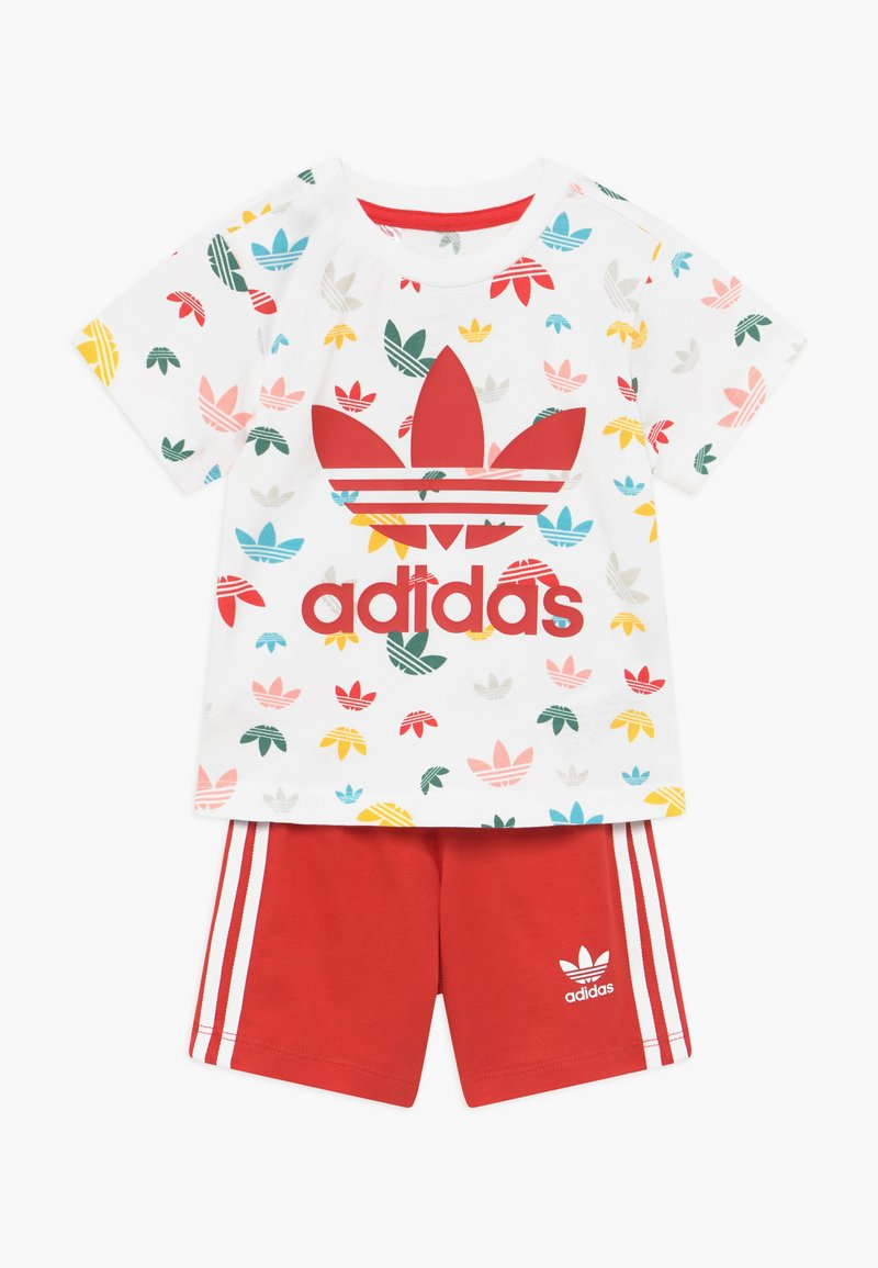 adidas Originals - SET - Stoffhose - white/multicolour