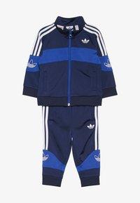 adidas Originals - BANDRIX - Chaqueta de entrenamiento - night indigo/royal blue/white - 3