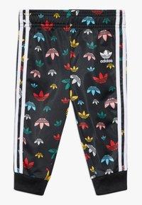 adidas Originals - SET - Mikina na zip - black/multicolour - 2
