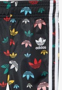 adidas Originals - SET - Sudadera con cremallera - black/multicolour - 3
