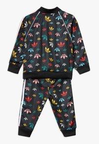 adidas Originals - SET - Bluza rozpinana - black/multicolour - 1